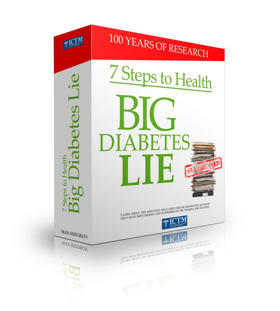 7 Steps To Health: The Big Diabetes Lie Review